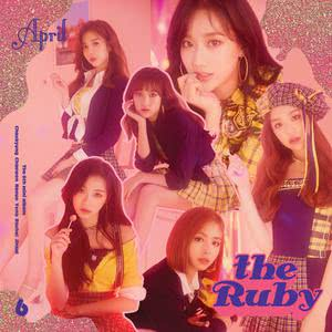 APRIL 6th Mini Album 'the Ruby'