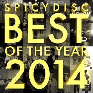 SPICYDISC Best of the Year 2014 2018 รวมศิลปิน