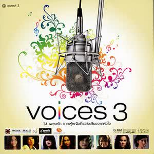 voices 3 2007 รวมศิลปินแกรมมี่