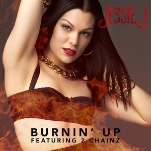 อัลบั้ม Burnin' Up