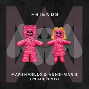อัลบั้ม FRIENDS (R3hab Remix)