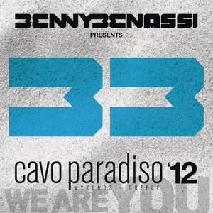 Benny Benassi presents Cavo Paradiso 12 2016 Various Artists
