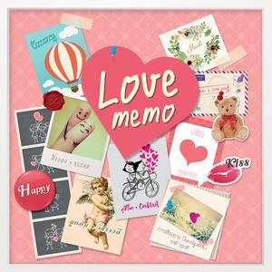 อัลบั้ม LOVE MEMO