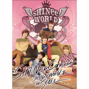 อัลบั้ม SHINee THE 2nd CONCERT ALBUM <SHINee WORLD II in Seoul>
