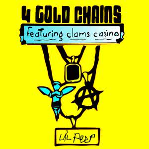 4 Gold Chains 2018 Lil Peep; Clams Casino