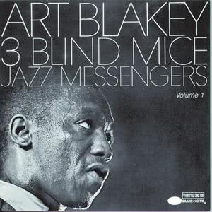 Three Blind Mice 1990 Art Blakey