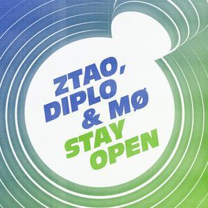 ฟังเพลงใหม่อัลบั้ม ZTAO, Diplo&MØ - Stay Open