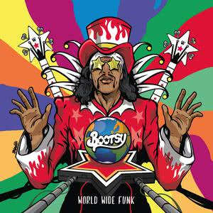 World Wide Funk 2017 Bootsy Collins