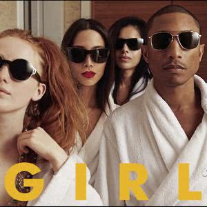 G I R L 2014 Pharrell Williams