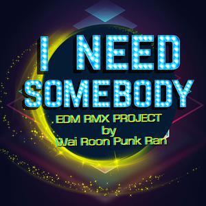 อัลบัม I Need Somebody (อยากขอสักคน) (EDM RMX Project by Wai Roon Punk Ran) -  Single ศิลปิน บี้ สุกฤษฎิ์