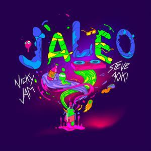 Jaleo 2018 Nicky Jam; Steve Aoki