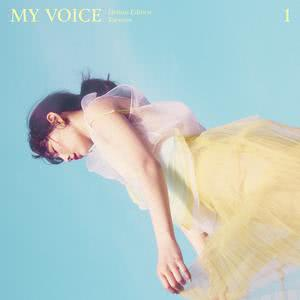 My Voice - The 1st Album Deluxe Edition 2017 TAEYEON
