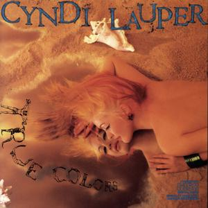 True Colors 1986 Cyndi Lauper