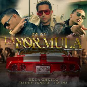 La Formula (feat. Chris Jeday) 2017 De La Ghetto; Daddy Yankee; Ozuna