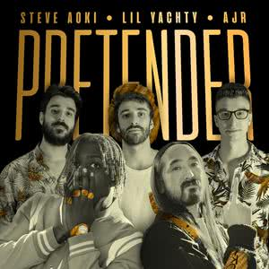 Pretender 2018 Steve Aoki; Lil Yachty; AJR