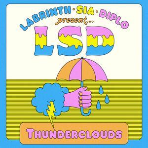 ฟังเพลงใหม่อัลบั้ม Thunderclouds