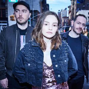 How Not To Drown CHVRCHES, Robert Smith