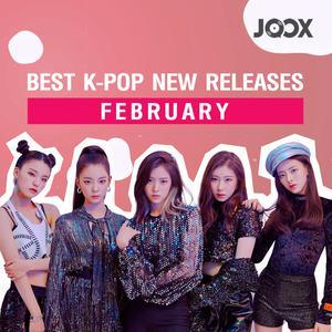ฟังเพลงต่อเนื่อง Best K-POP New Releases: February