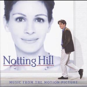 ลิสต์เพลงใหม่ Notting Hill