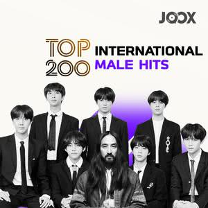 Top International Male Hits