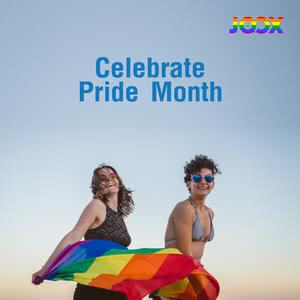 ฟังเพลงต่อเนื่อง Celebrate Pride Month