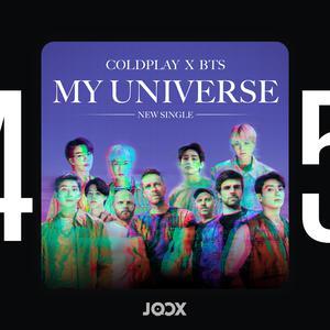 ลิสต์เพลงใหม่ My Universe - Coldplay, BTS