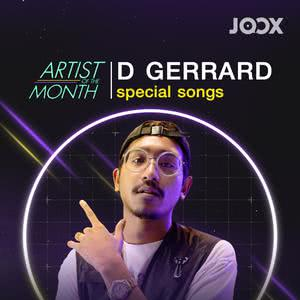 D Gerrard The Special Songs