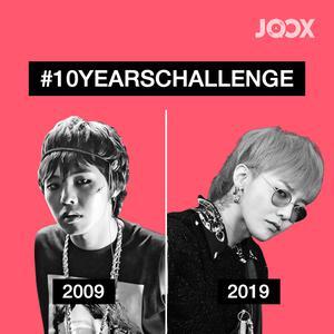#10YEARSCHALLENGE [K-POP]