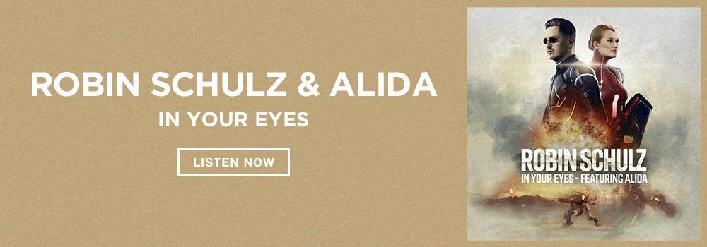 Robin Schulz & Alida - In Your Eyes