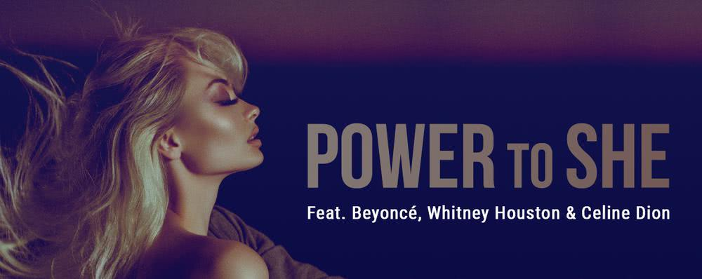 Power To She