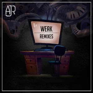 Listen to Weak (Acoustic Version) song with lyrics from AJR
