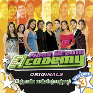 Album Pinoy Dream Academy, Vol. 3 from Various Artists
