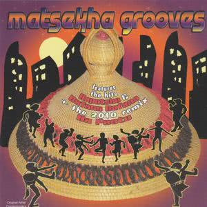 Album Matsekha Grooves from Tau Ea Matsekha