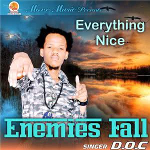 Album Enemies Fall from The D.O.C.