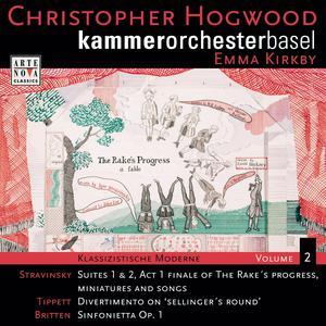 Album Klassizistische Moderne Vol. 2: Stravinsky, Tippett, Britten from Christopher Hogwood