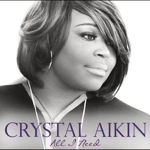 Album All I Need from Crystal Aikin