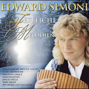 Album Festliche Melodien from Edward Simoni