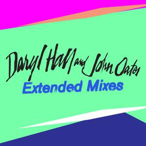 Album Extended Mixes from Daryl Hall & John Oates