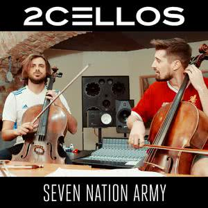 Album Seven Nation Army from 2CELLOS