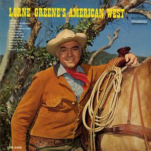 Album Lorne Greene's American West from Lorne Greene