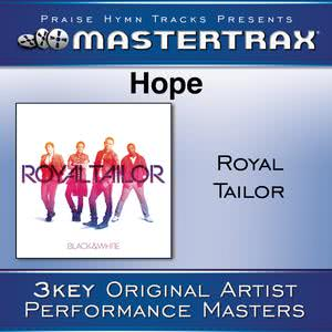 Album Hope [Performance Tracks] from Royal Tailor