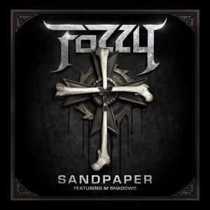 Album Sandpaper from Fozzy