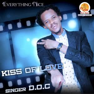 Album Kiss of Love from The D.O.C.