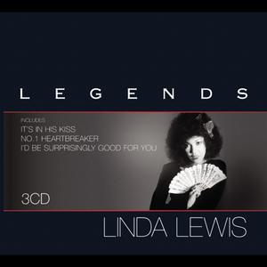 Album Legends from Linda Lewis