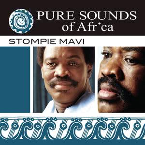 Album Pure Sounds of Africa from Stompie Mavi