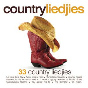 Album Country Liedjies from The Country Boys