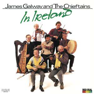 Album In Ireland from The Chieftains