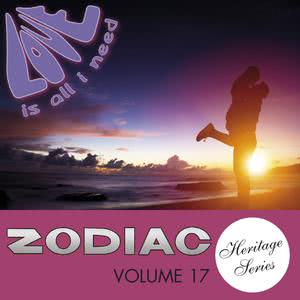 Album Love Is All I Need (Zodiac Heritage Series, Vol. 17) from Various Artists