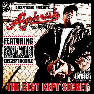 Album The Best Kept Secret from Alphrisk