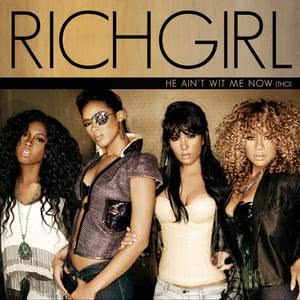 Listen to He Ain't Wit Me Now (Tho) (Main Version) song with lyrics from Richgirl